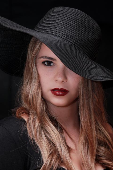 Portré és divatfotók